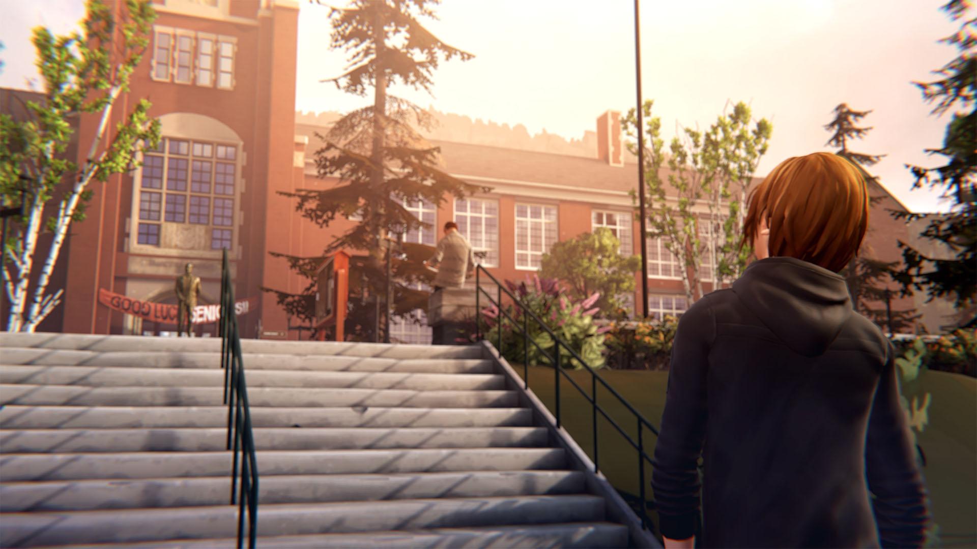 Скриншот №7 к Life is Strange Before the Storm– Эпизод 1