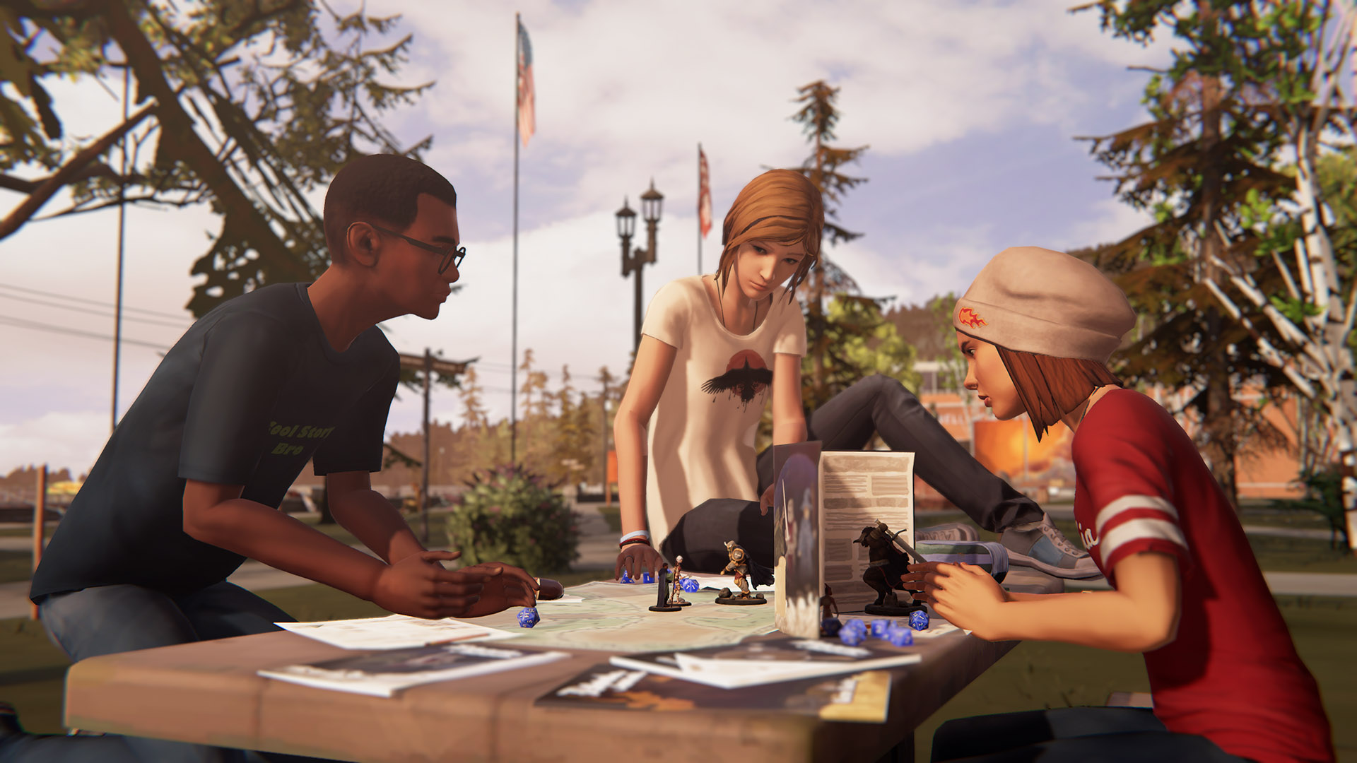 Скриншот №9 к Life is Strange Before the Storm Deluxe Edition