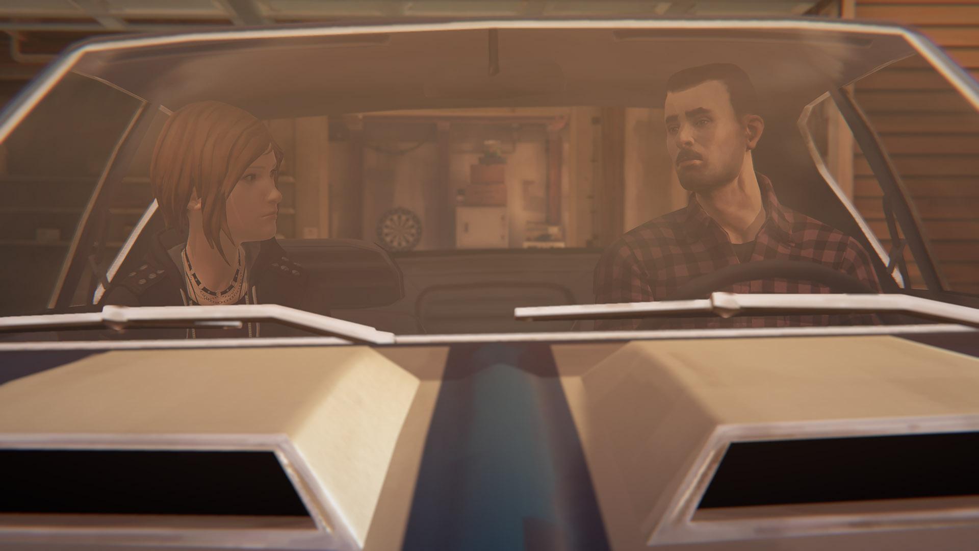 Скриншот №10 к Life is Strange Before the Storm– набор эпизодов 2 и 3