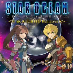 STAR OCEAN - THE LAST HOPE - Edition limitée numérique