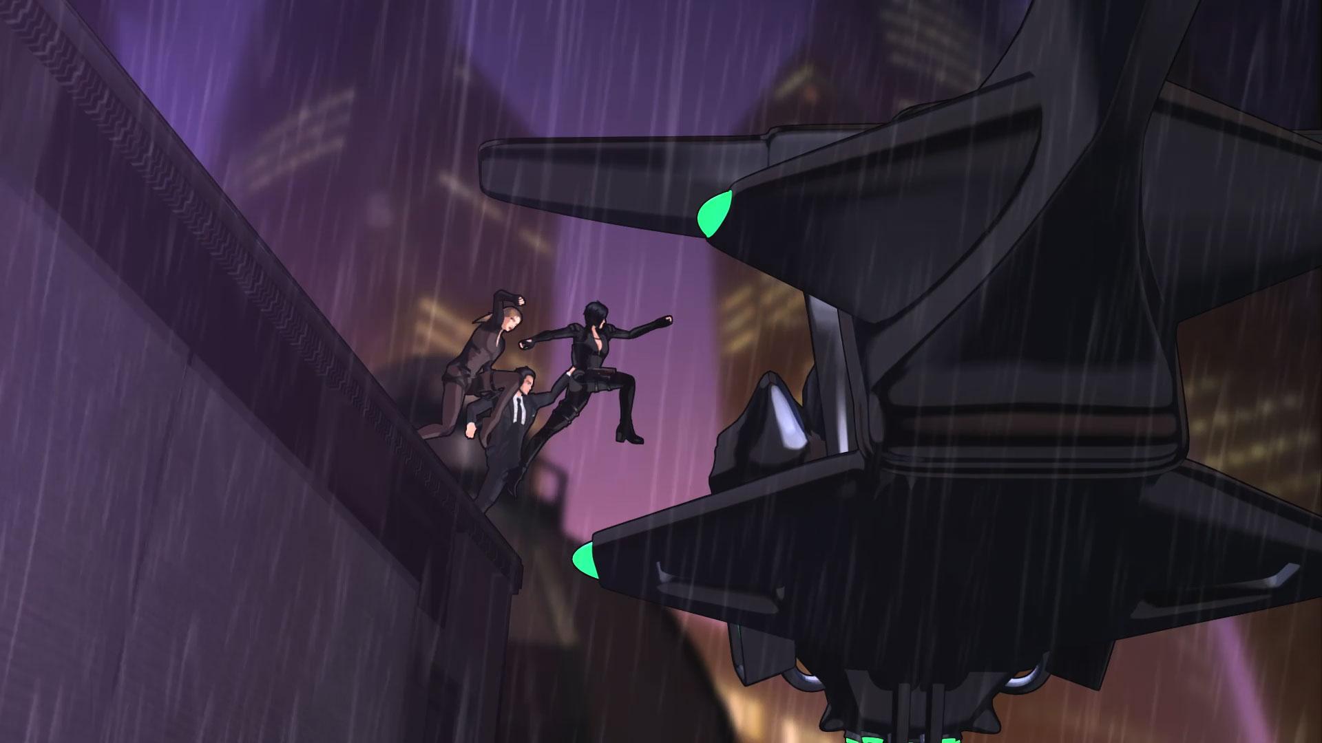 Fear Effect Sedna скриншот 1