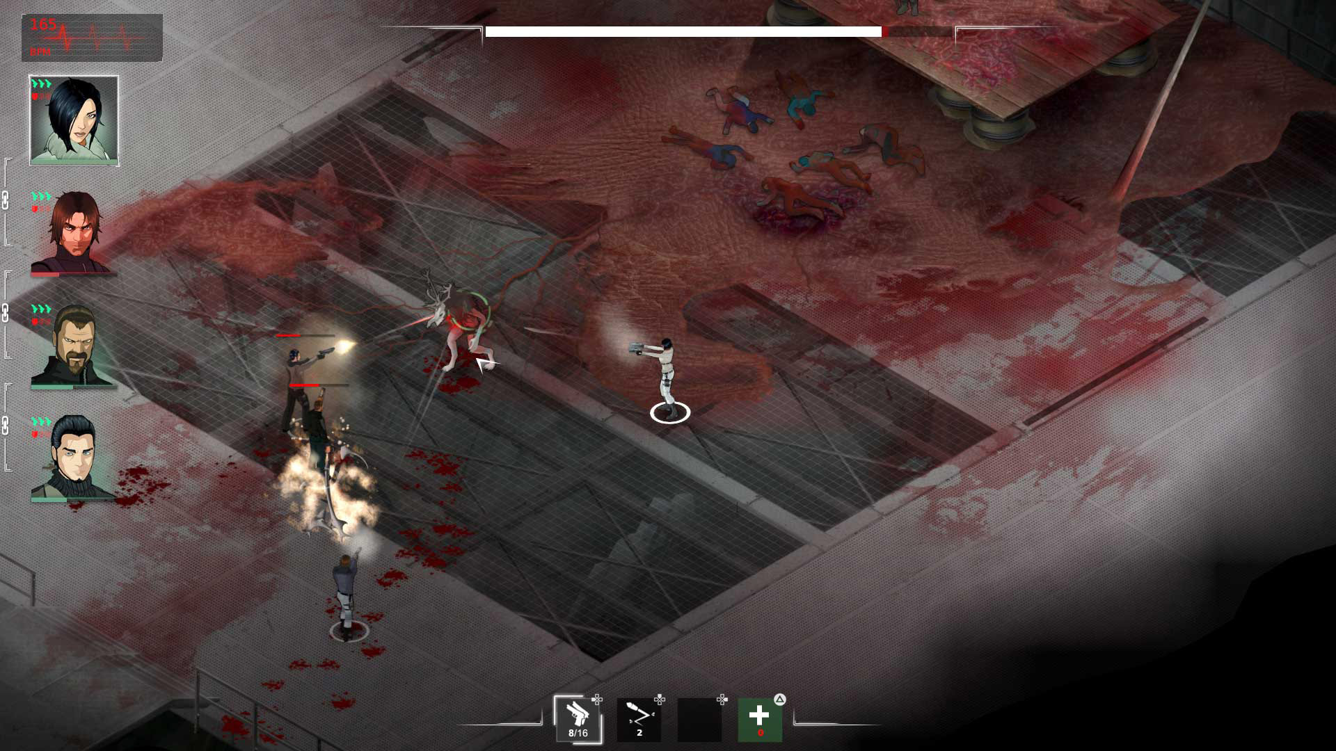 Fear Effect Sedna скриншот 9