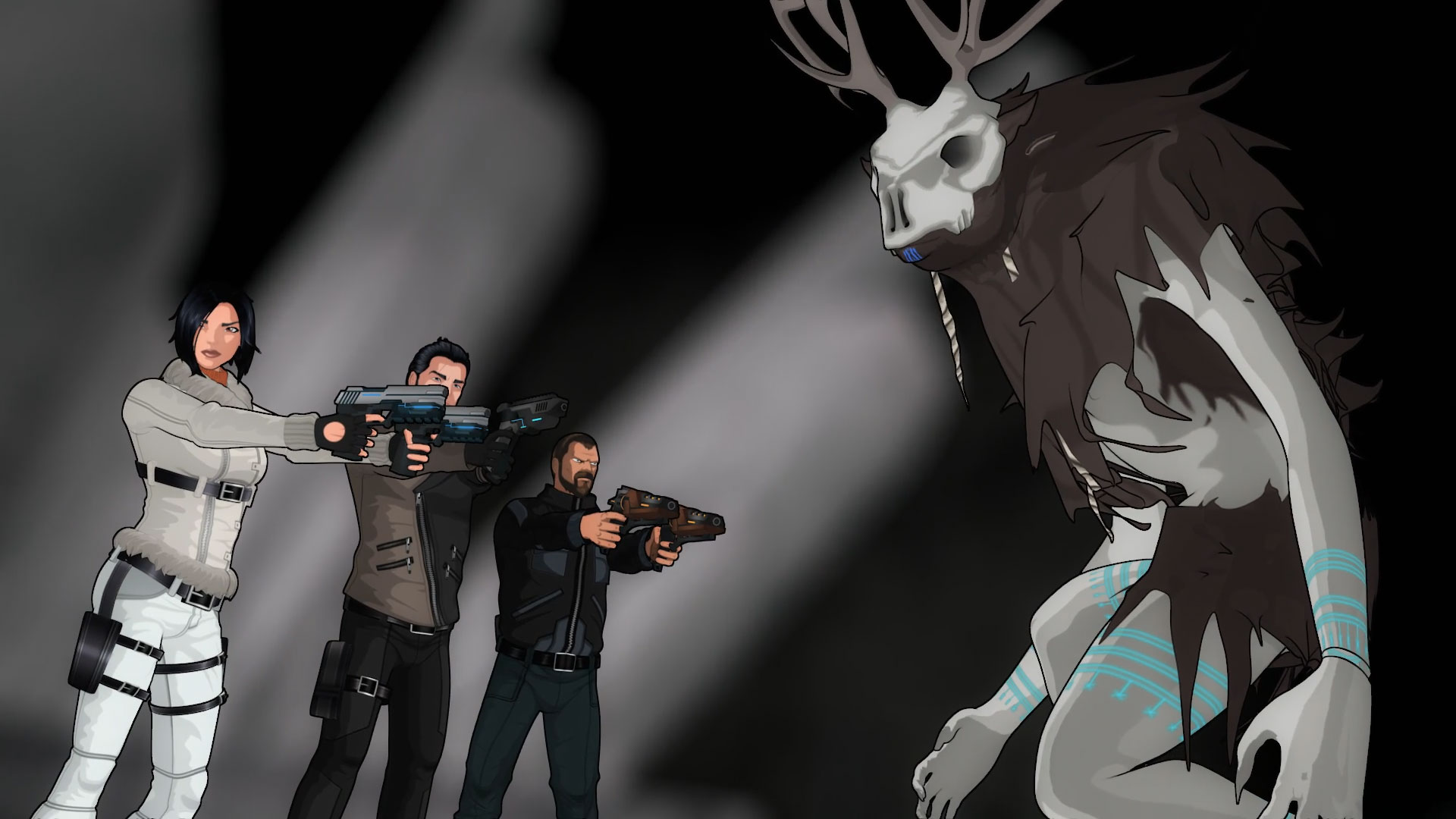 Fear Effect Sedna скриншот 2