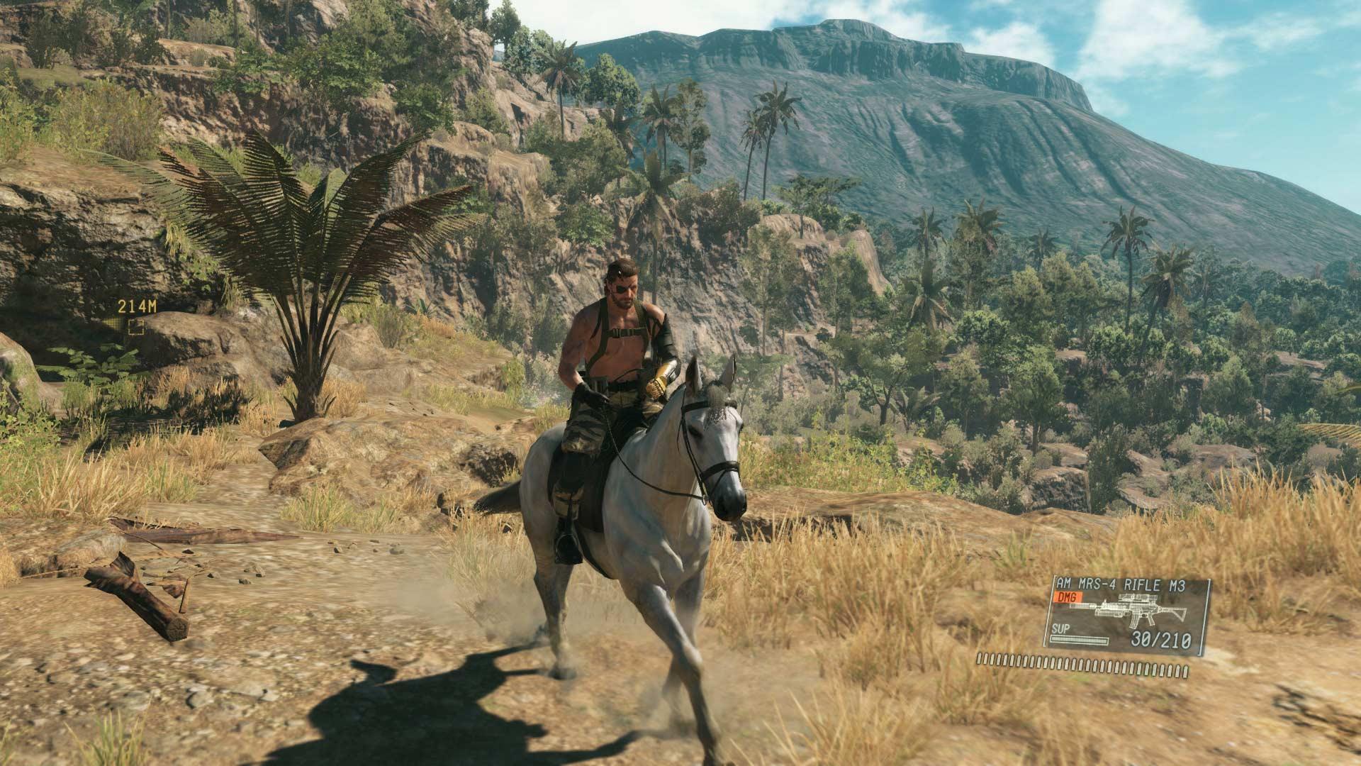 Скриншот №9 к Metal Gear Solid V The Phantom Pain