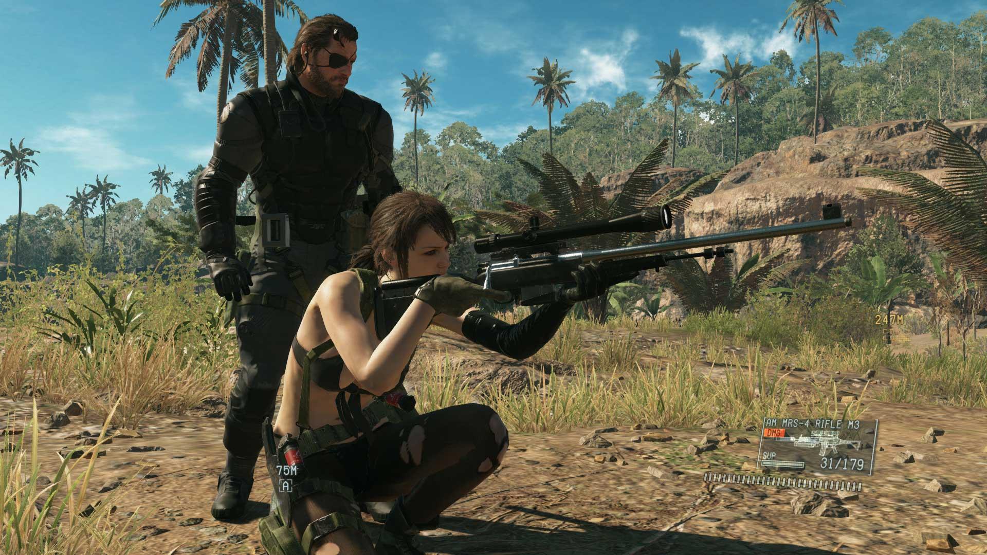 Скриншот №10 к Metal Gear Solid V The Phantom Pain