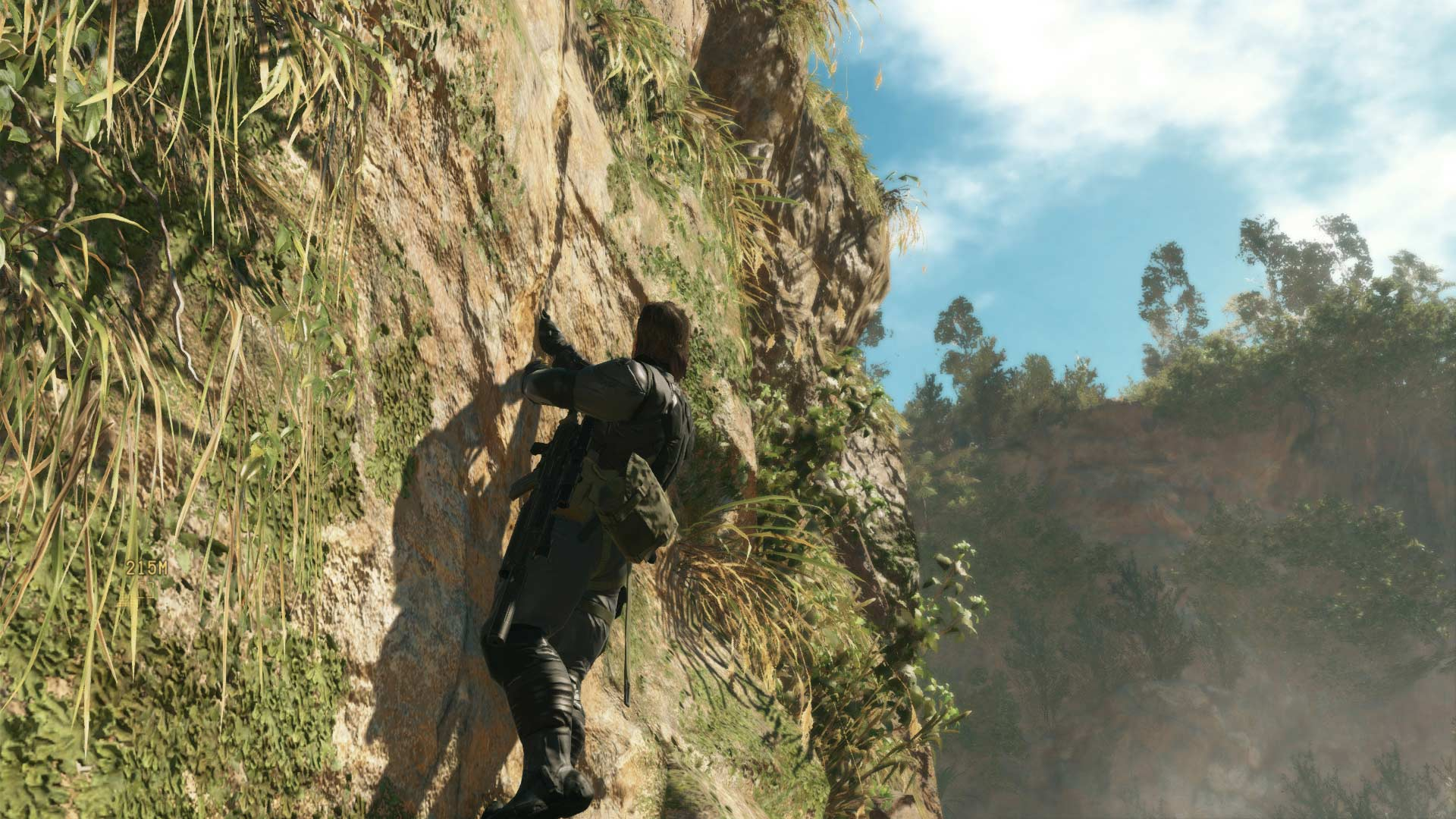 Скриншот №8 к Metal Gear Solid V The Phantom Pain