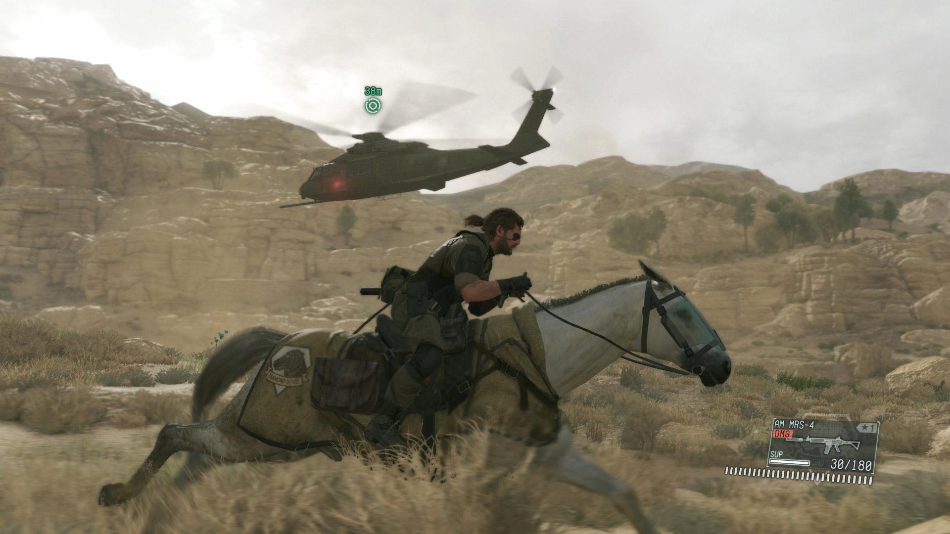 Скриншот №6 к Metal Gear Solid V The Phantom Pain