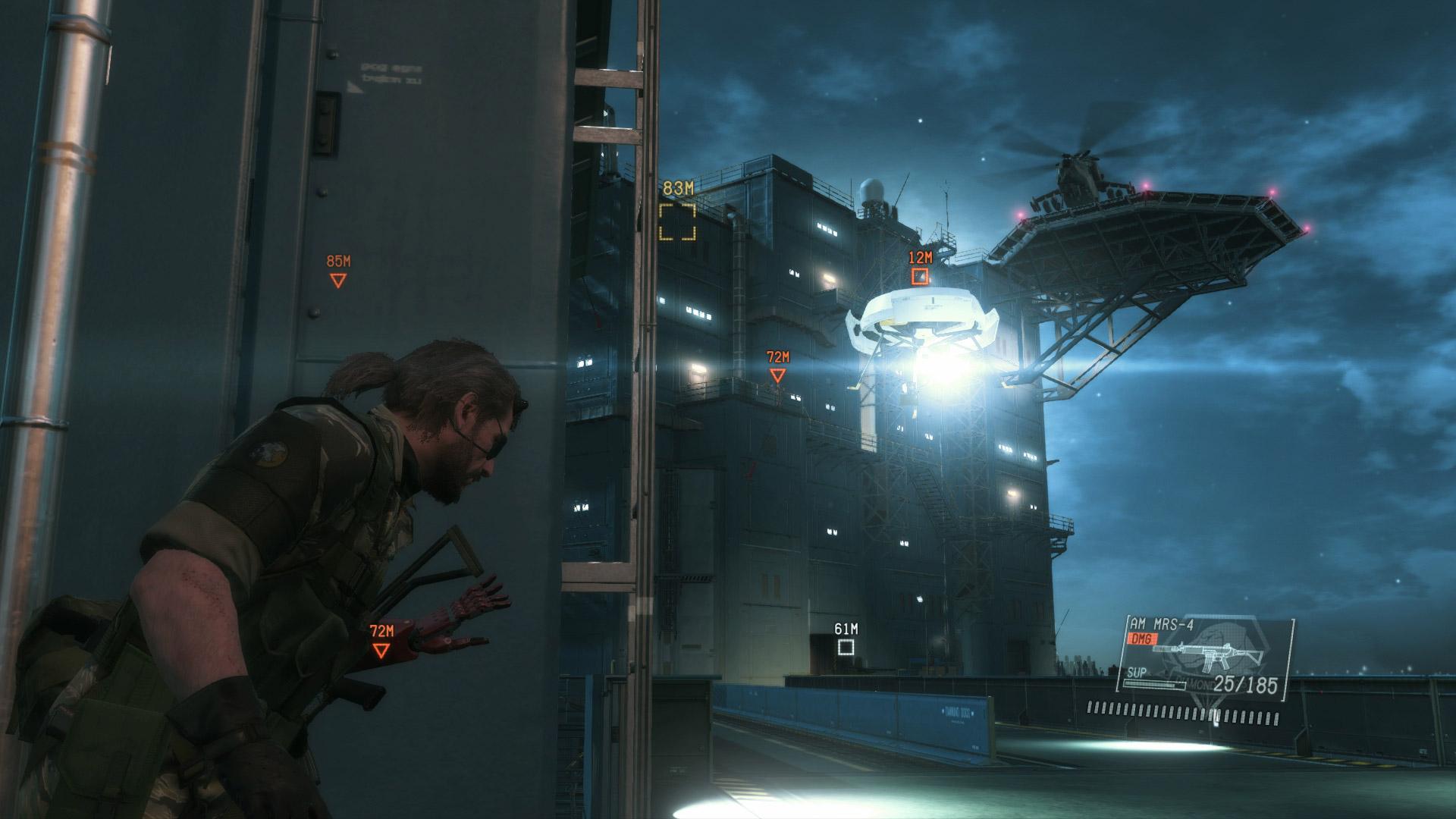Скриншот №3 к Metal Gear Solid V The Phantom Pain
