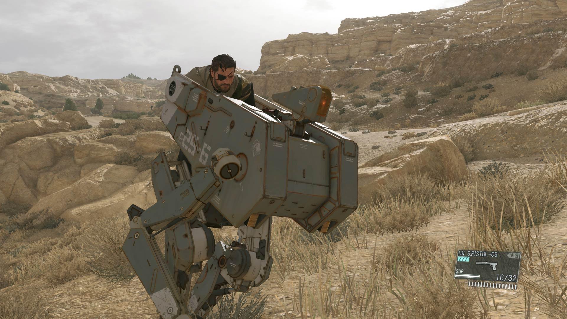 Скриншот №7 к Metal Gear Solid V The Phantom Pain