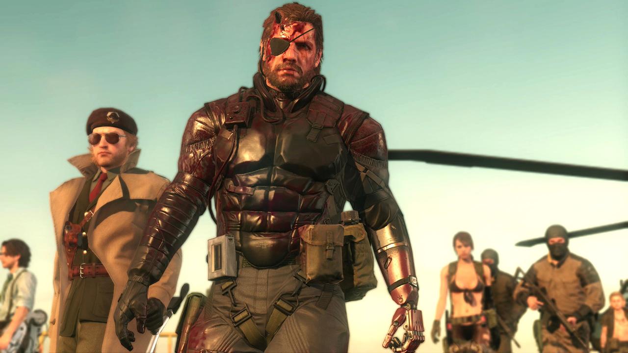 MGS%205 - PlayStation Hits präsentiert: Metal Gear Solid V: The Definitive Experience – Hideo Kojimas Meisterwerk