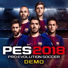 Pro Evolution Soccer 2018 DEMO