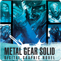 METAL GEAR SOLID - DIGITAL GRAPHIC NOVEL