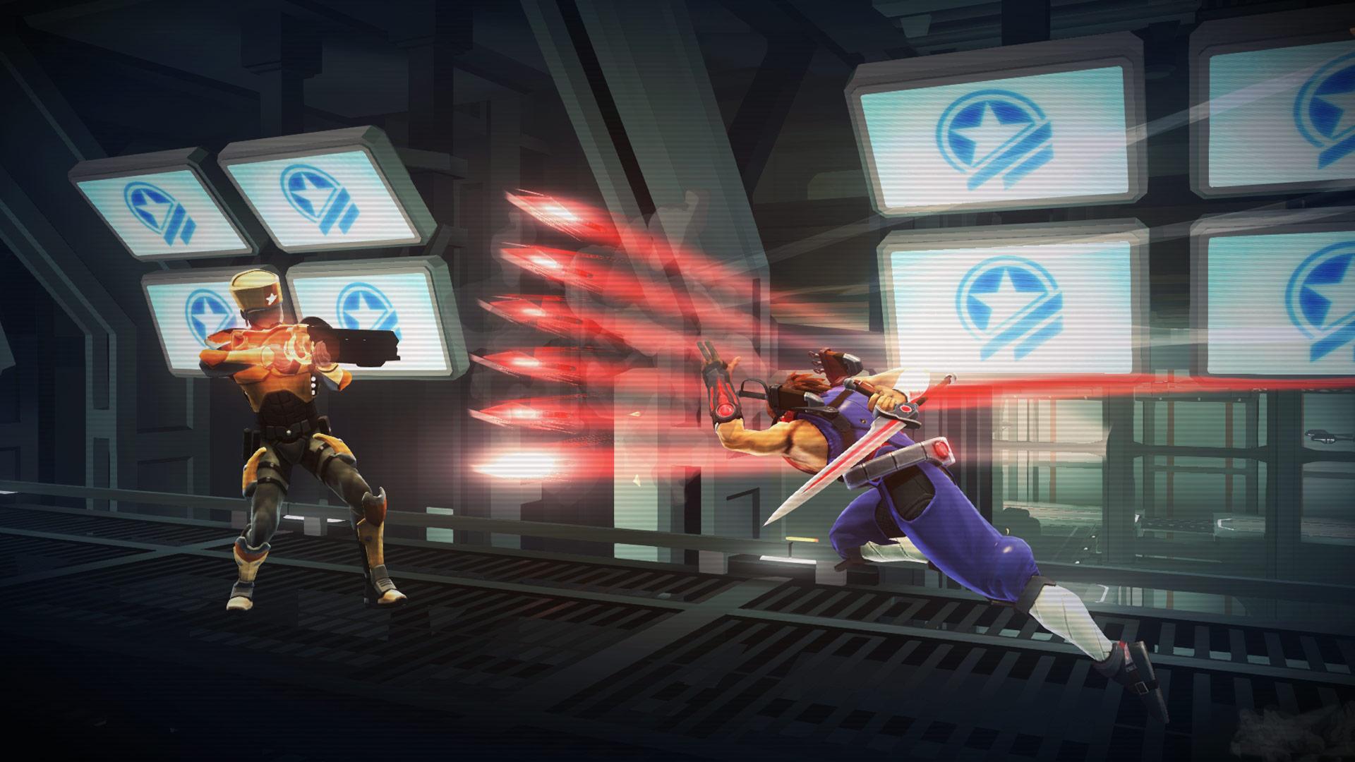 Скриншот №7 к STRIDER