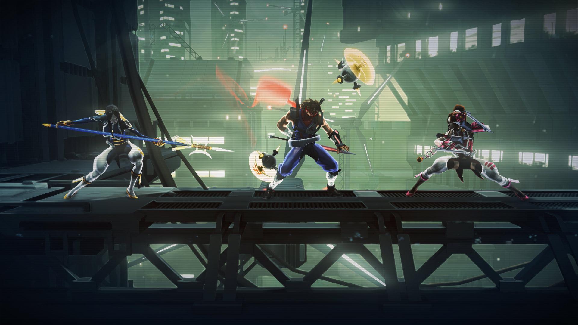 Скриншот №1 к STRIDER