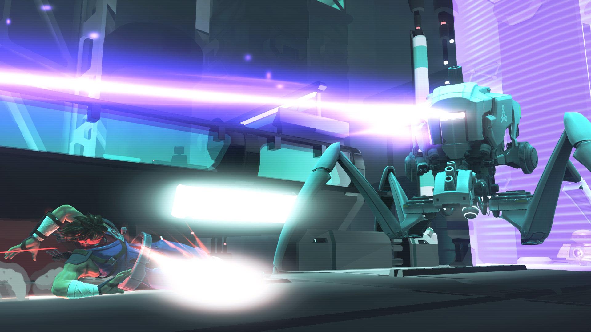 Скриншот №3 к STRIDER