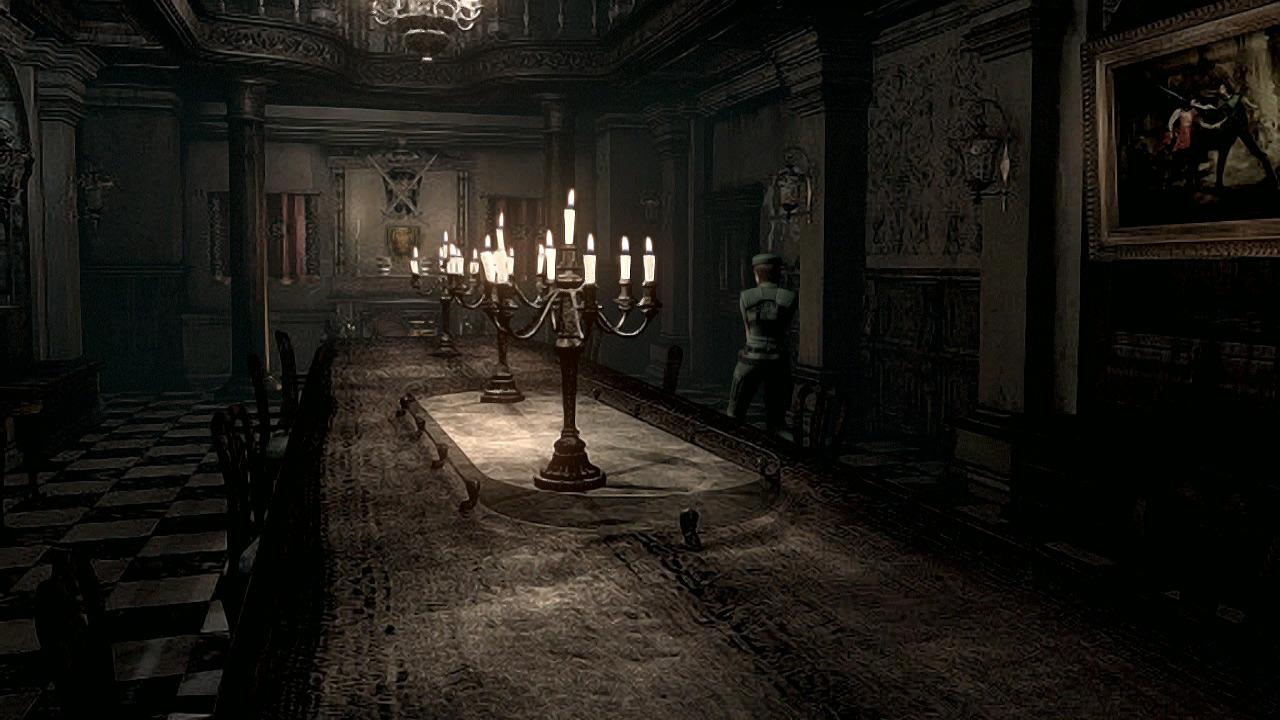 Скриншот №10 к Resident Evil