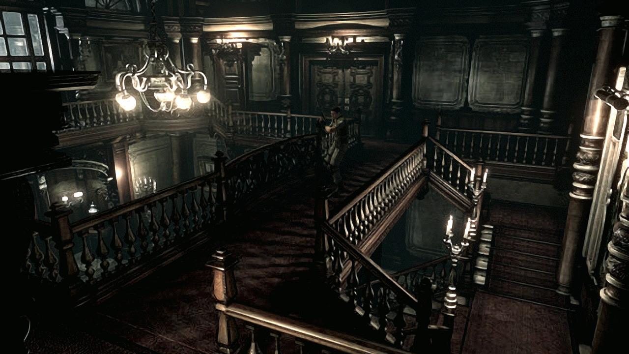 Скриншот №5 к Resident Evil