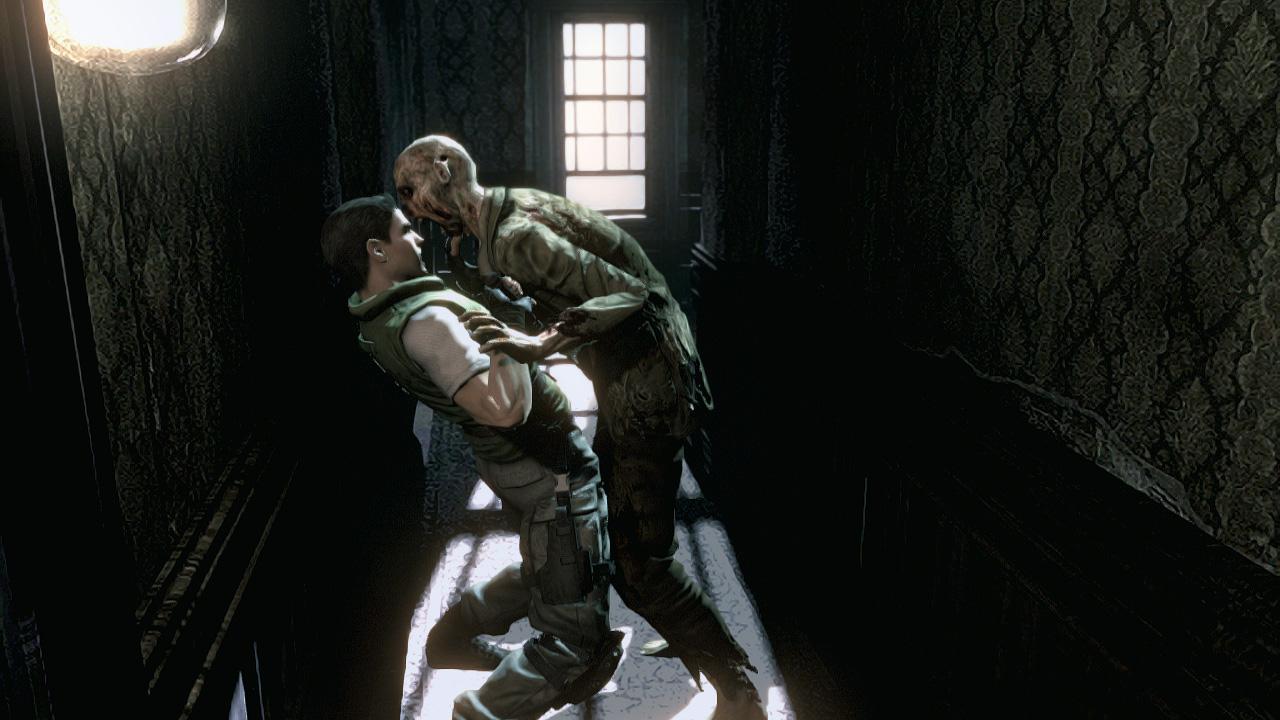 Скриншот №4 к Resident Evil