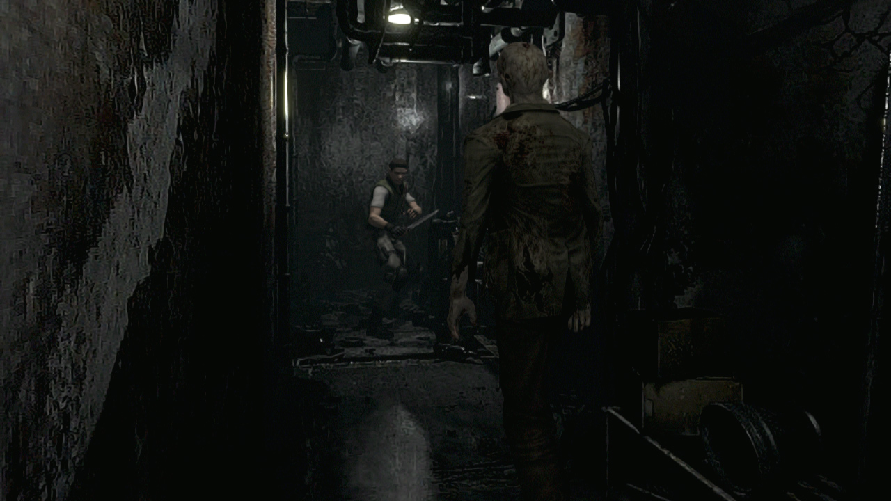 Скриншот №7 к Resident Evil