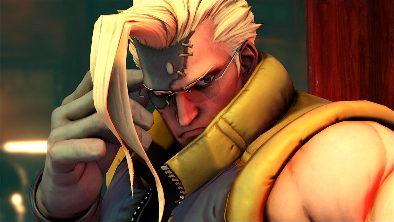 Скриншот №5 к Street Fighter V