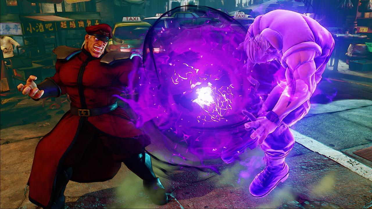 Скриншот №7 к Street Fighter V