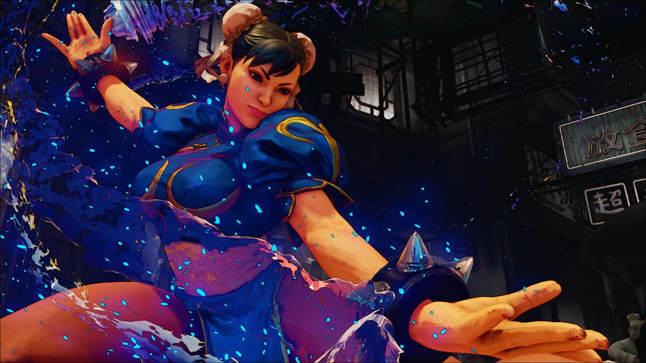 Скриншот №10 к Street Fighter V