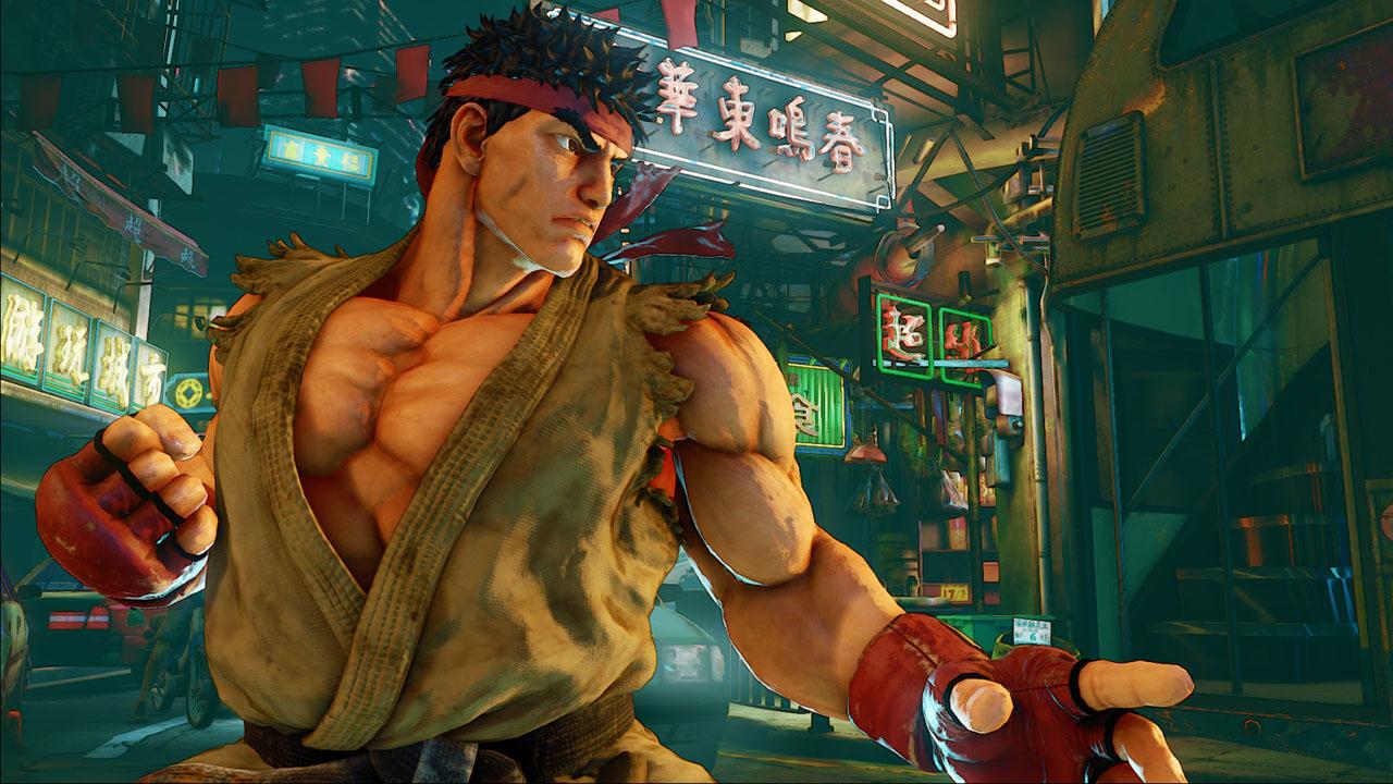Скриншот №3 к Street Fighter V