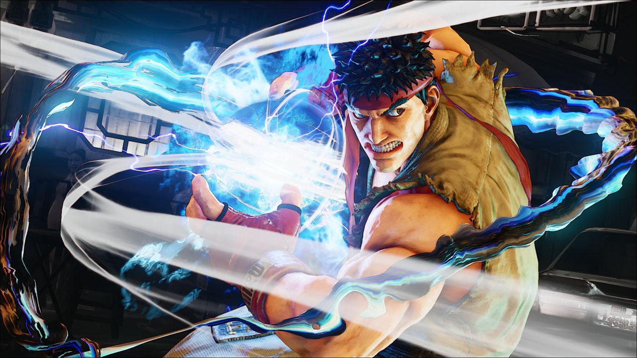 Street Fighter V - Arcade Edition скриншот 2
