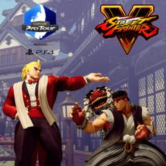 Street Fighter V - 2017 Capcom Pro Tour Pass