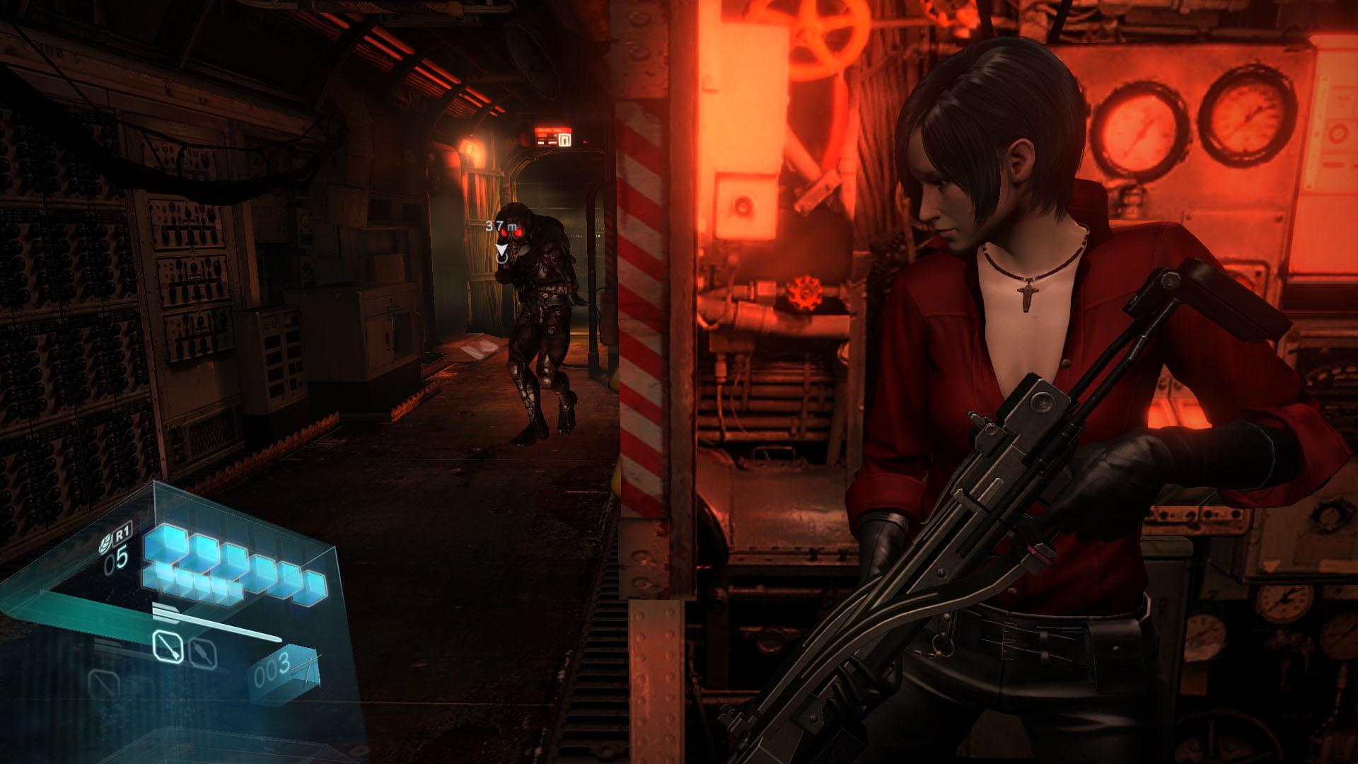 Скриншот №8 к Resident Evil 6