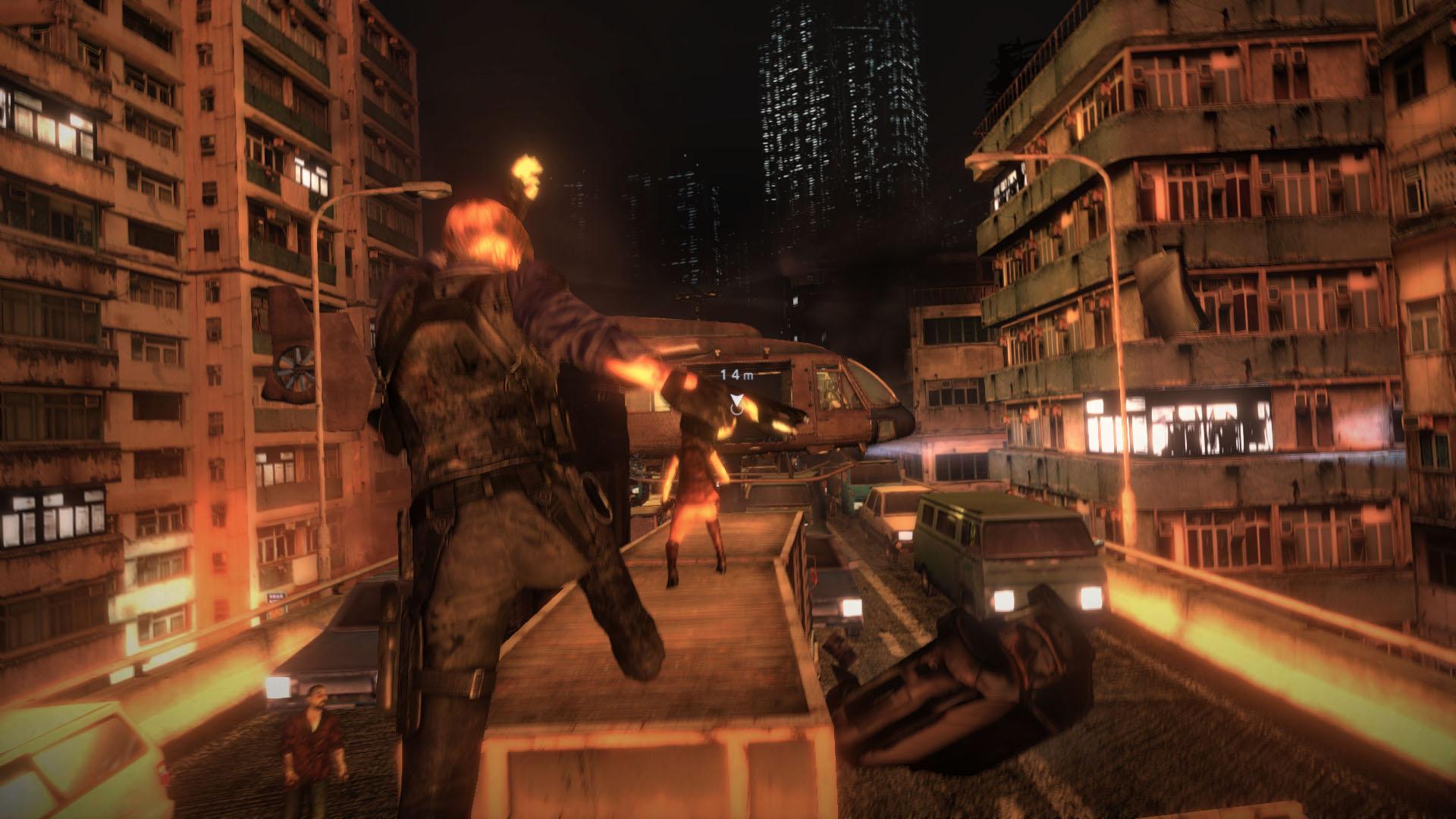 Скриншот №2 к Resident Evil 6