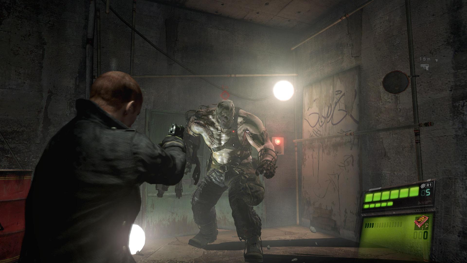Скриншот №7 к Resident Evil 6