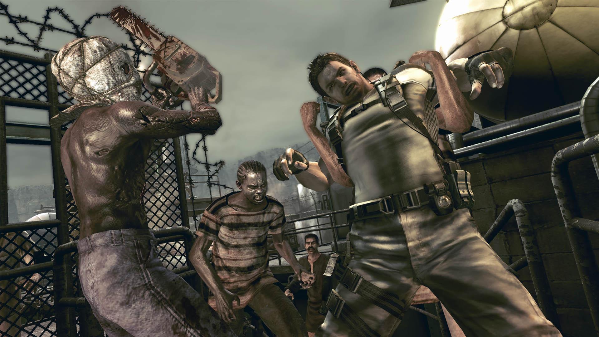 Скриншот №5 к Набор Resident Evil «3 в 1»