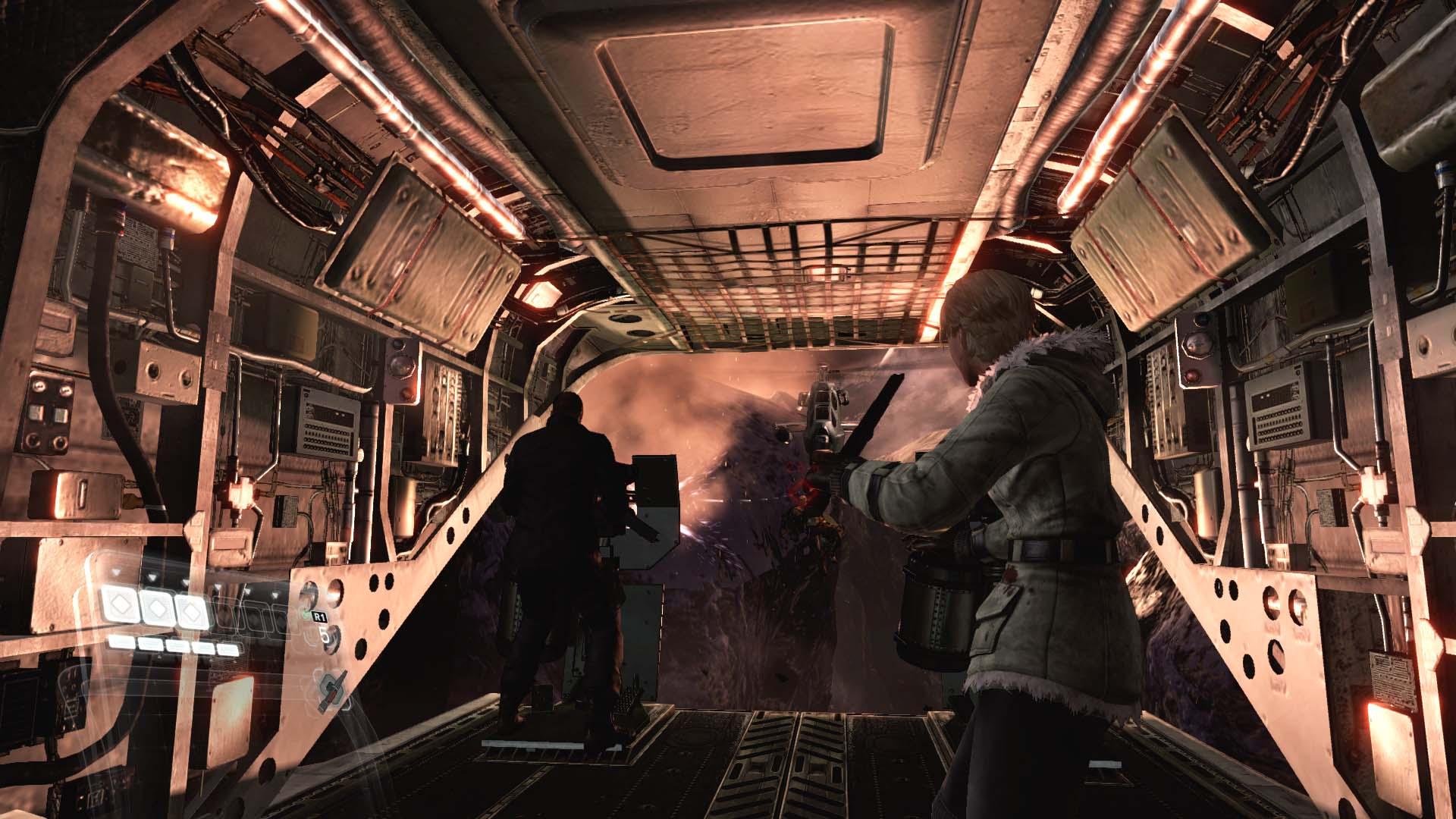 Скриншот №10 к Resident Evil 6