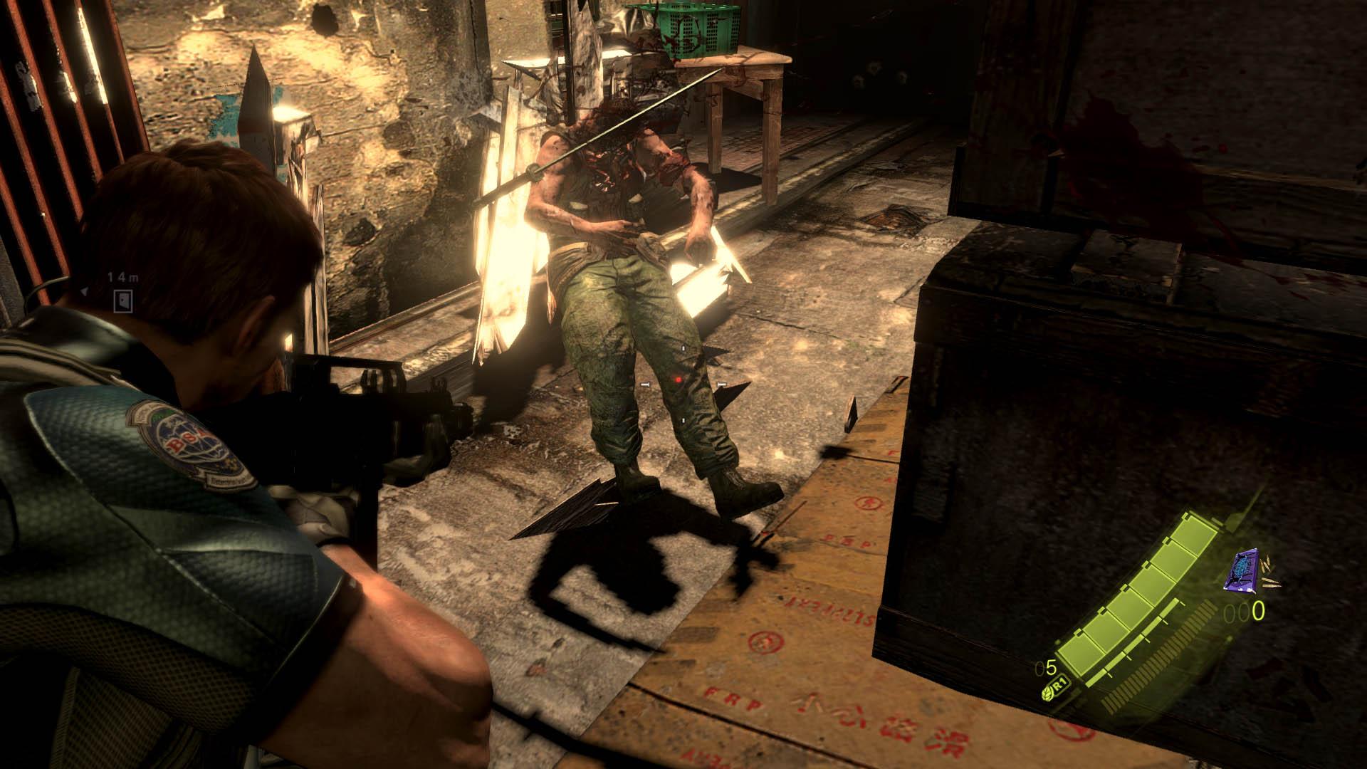 Скриншот №3 к Resident Evil 6