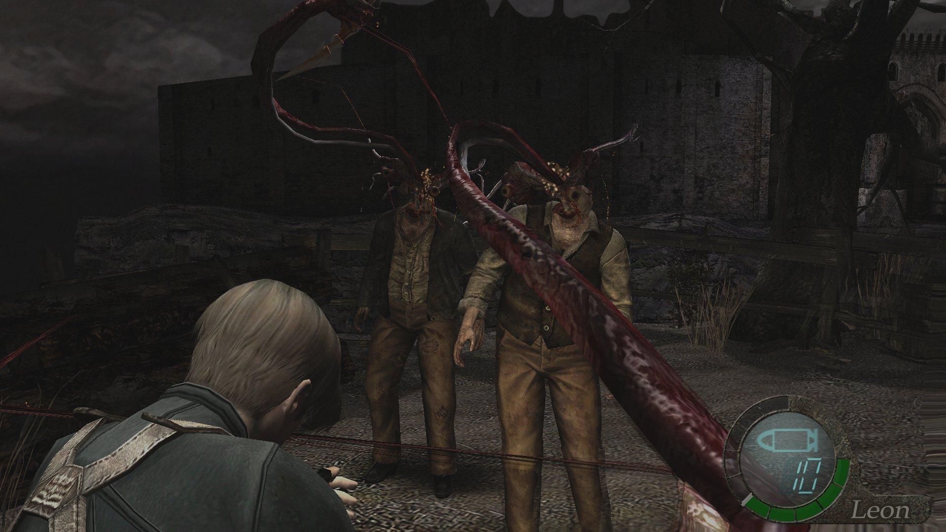 Скриншот №3 к Набор Resident Evil «3 в 1»