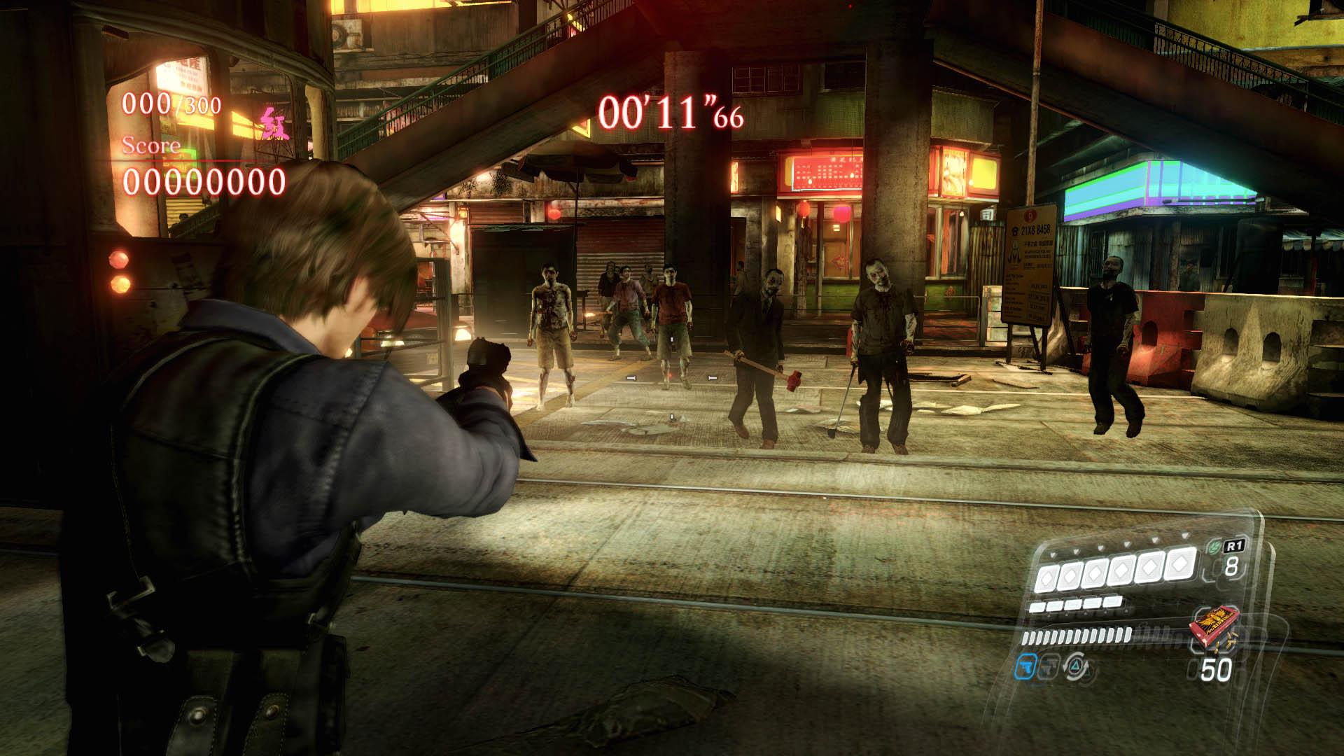 Скриншот №10 к Набор Resident Evil «3 в 1»