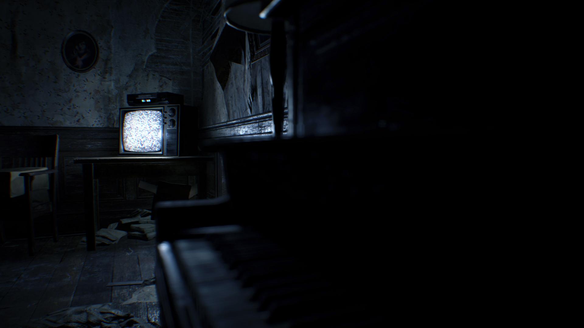 Аренда Resident Evil 7: Biohazard на PS4