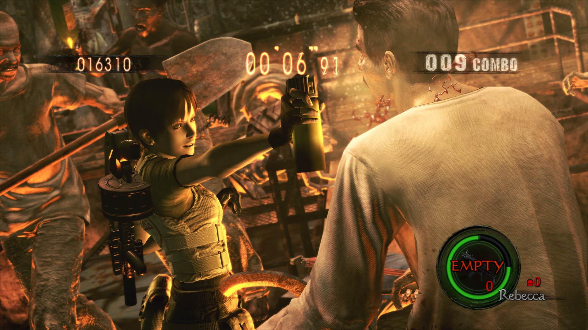 Скриншот №9 к RESIDENT EVIL 5