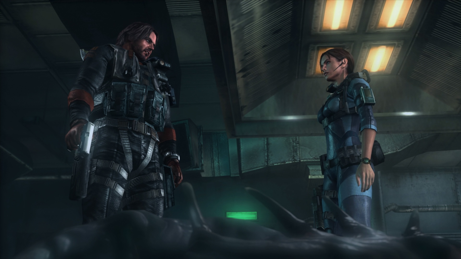 Image result for Resident Evil: Revelations