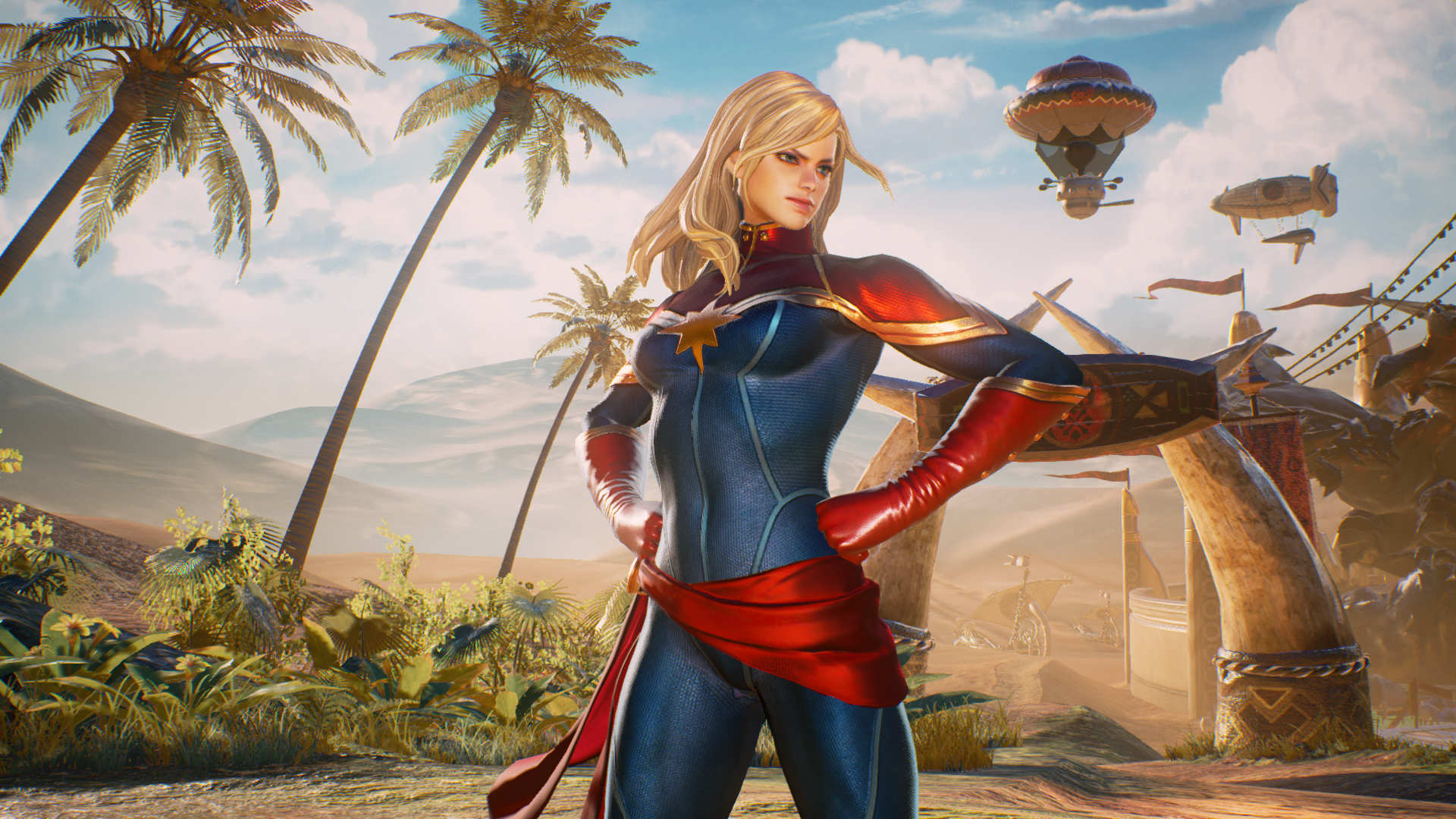 Скриншот №2 к Marvel vs. Capcom Infinite - Deluxe Edition