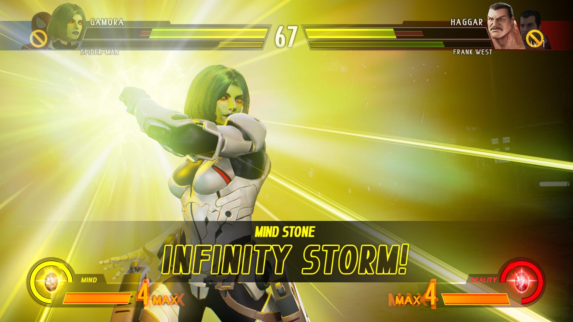 Скриншот №9 к Marvel vs. Capcom Infinite - Deluxe Edition