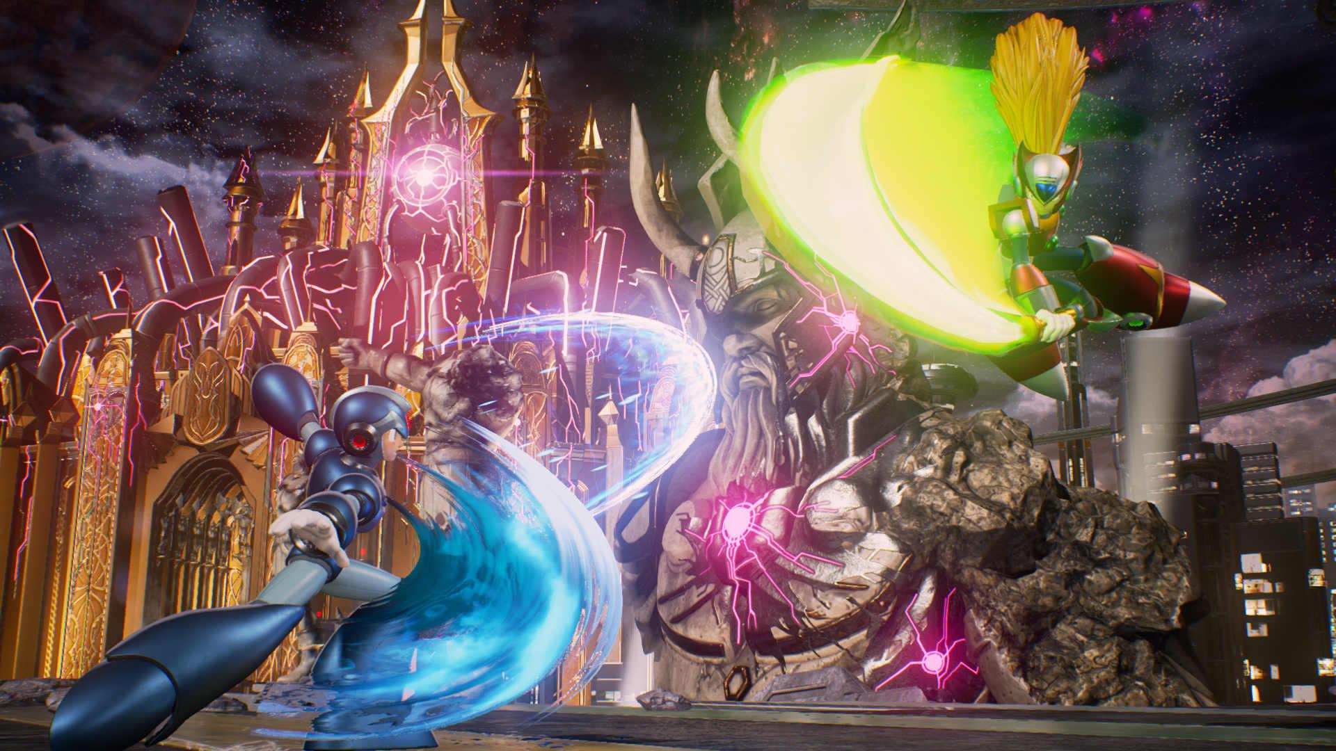 Скриншот №8 к Marvel vs. Capcom Infinite - Deluxe Edition
