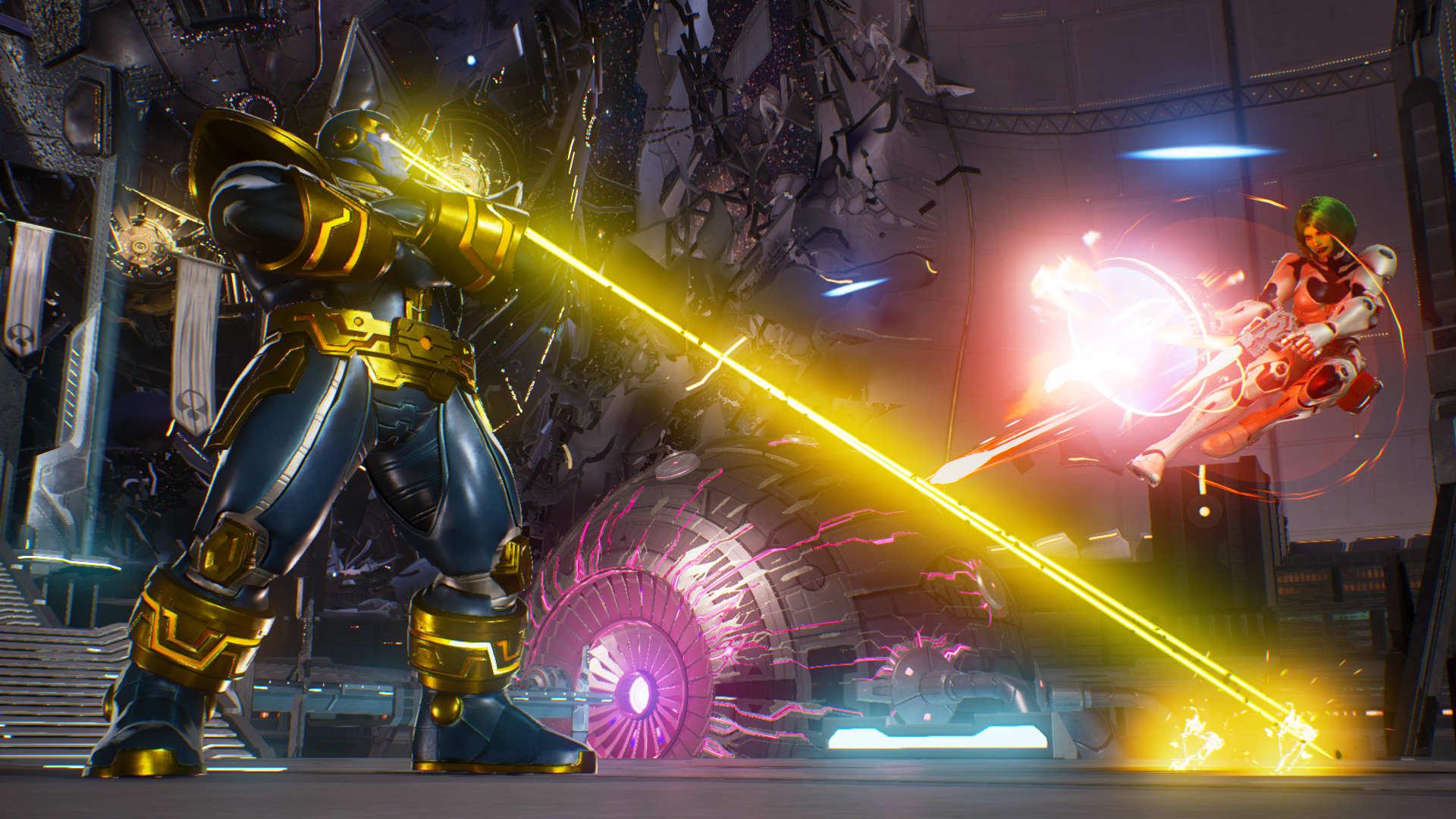 Скриншот №7 к Marvel vs. Capcom Infinite - Deluxe Edition