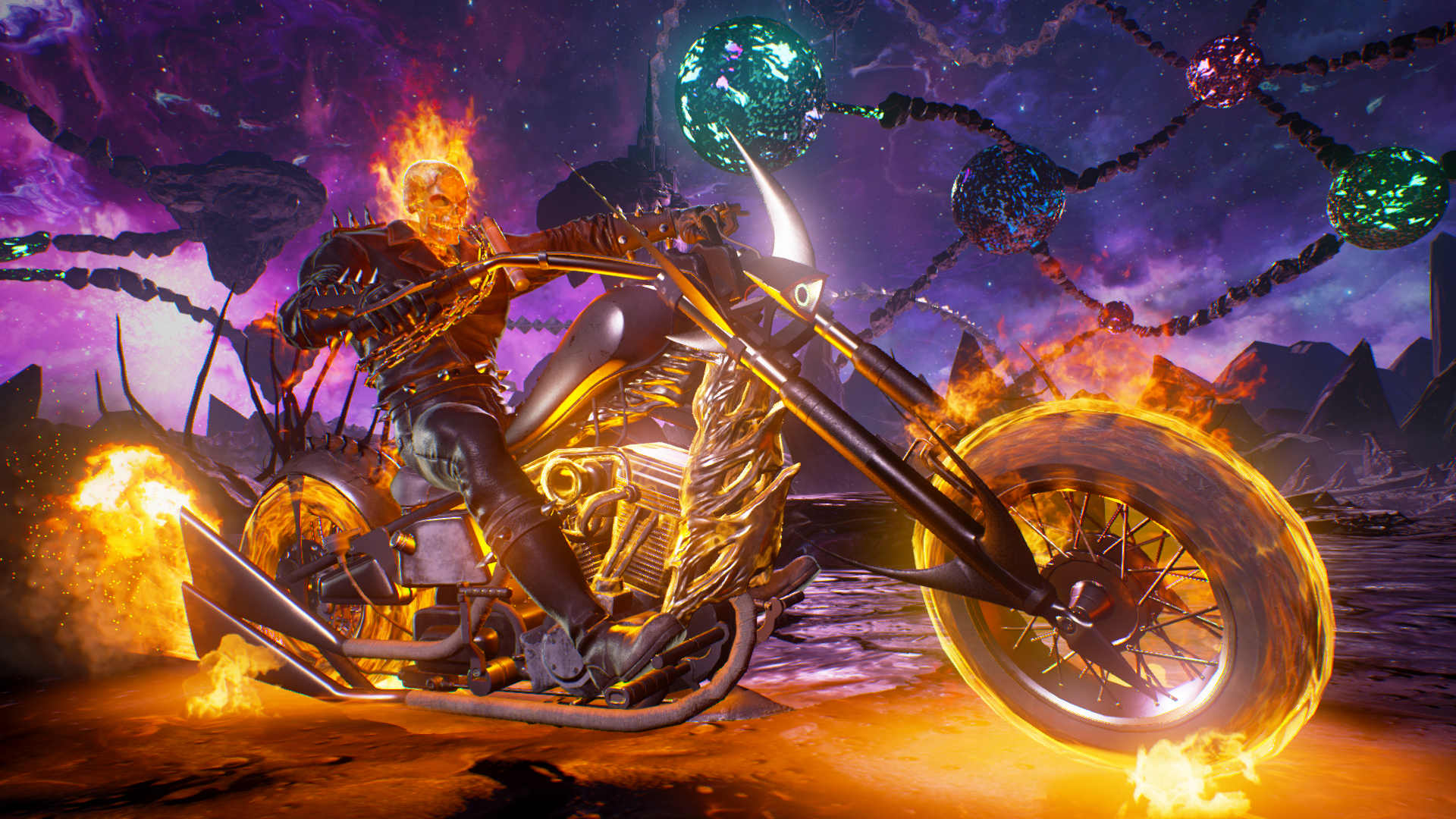 Скриншот №6 к Marvel vs. Capcom Infinite - Deluxe Edition