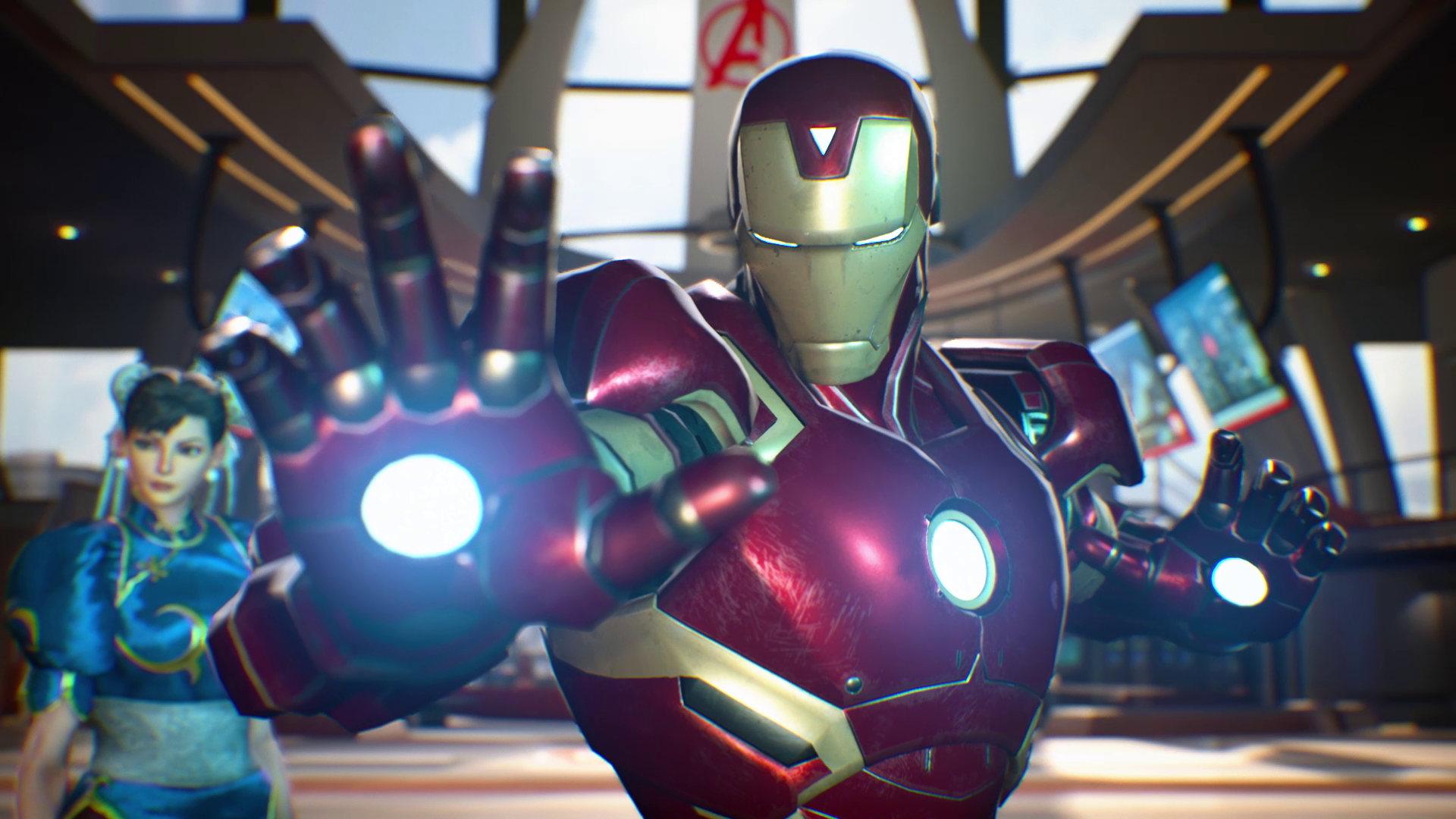 Скриншот №1 к Marvel vs. Capcom Infinite - Deluxe Edition