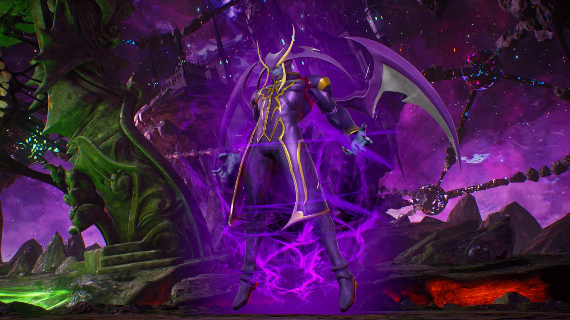 Скриншот №4 к Marvel vs. Capcom Infinite - Deluxe Edition