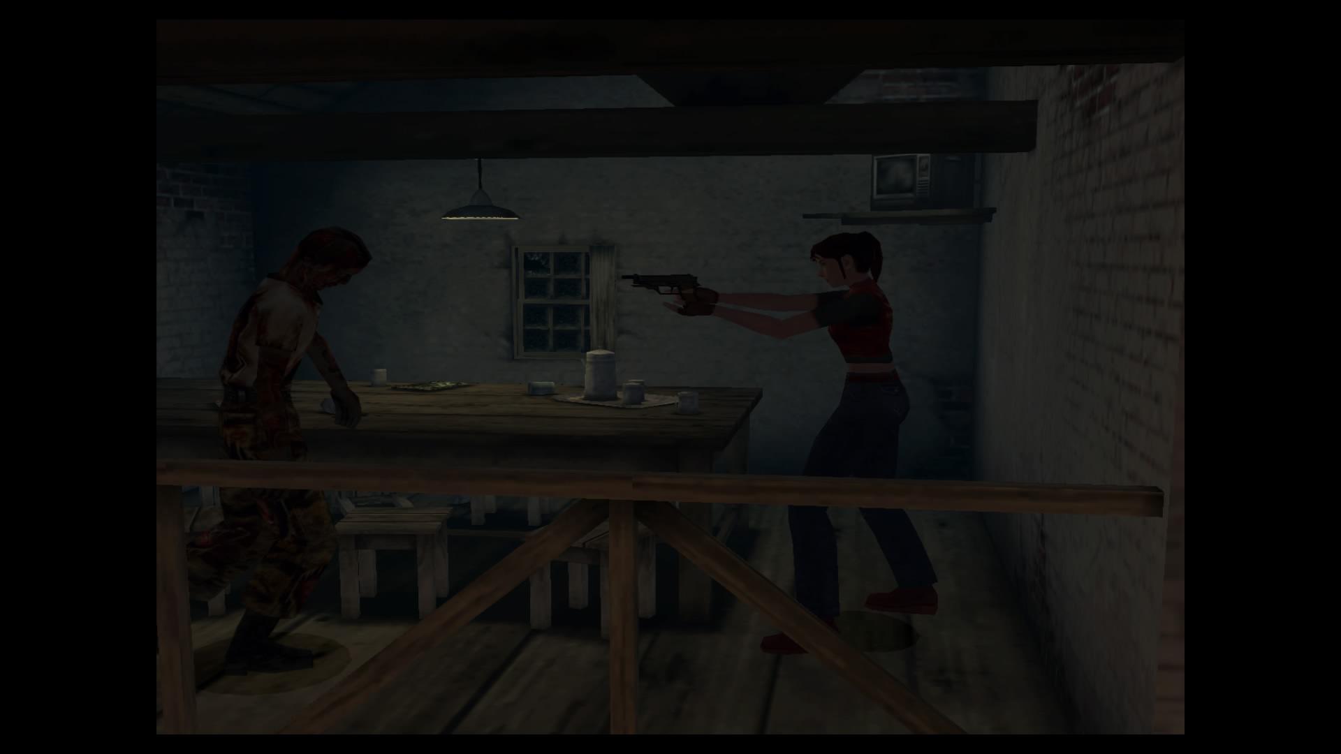 Скриншот №4 к Resident Evil Code Veronica X