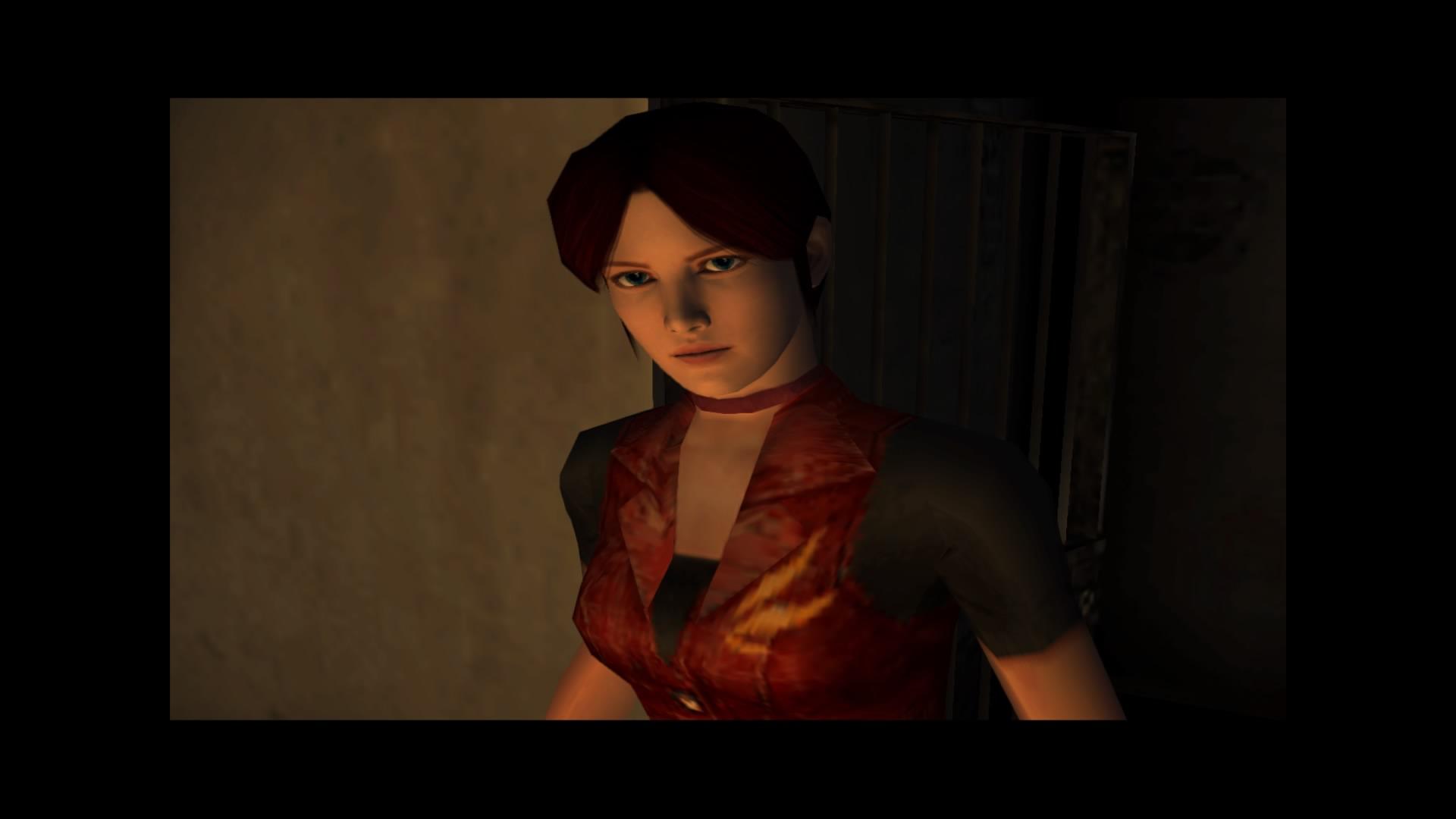 Скриншот №1 к Resident Evil Code Veronica X
