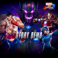 Marvel vs. Capcom : Infinite Demo